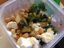 Mediterranean Crunch Salad